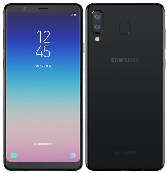 Samsung Galaxy A8 Star with a 3,700mAh Battery Arrives in India for Rs 34,990