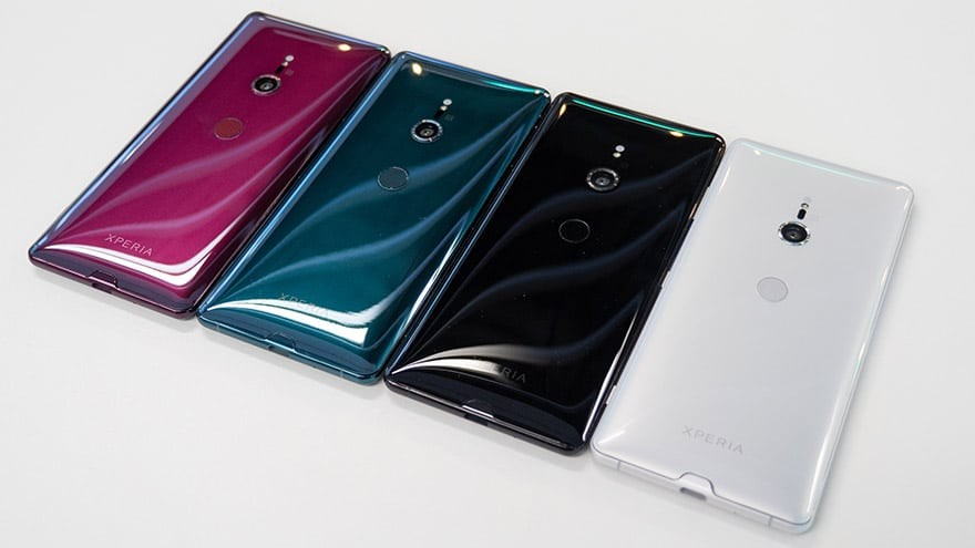 Sony Xperia XZ3 with BRAVIA OLED Display Announced at IFA