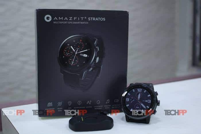 amazfit stratos review 3