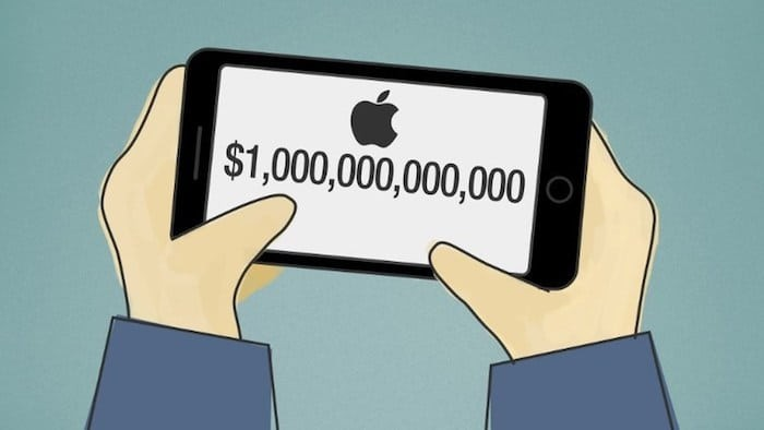 Trillion Dollar Baby: 10 Amazing Figures about Apple