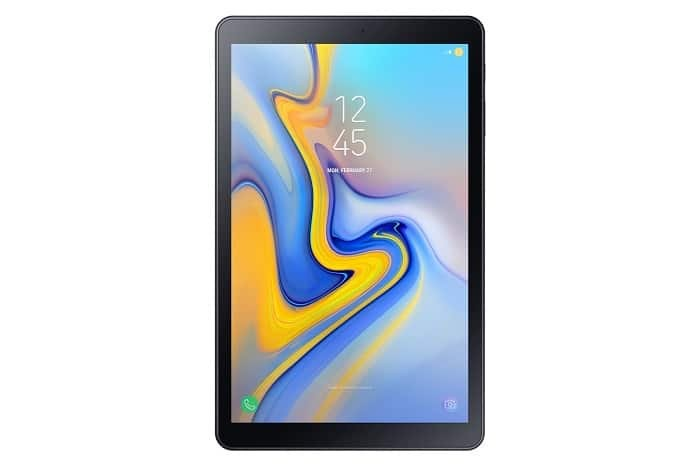 Samsung Galaxy Tab A 10.5 with Snapdragon 450, Quad Speakers Launched for Rs. 29,990