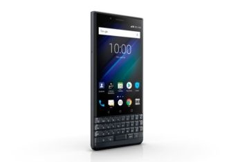 Blackberry Key2 LE with Snapdragon 636 SoC and Physical Keyboard Launched for $399