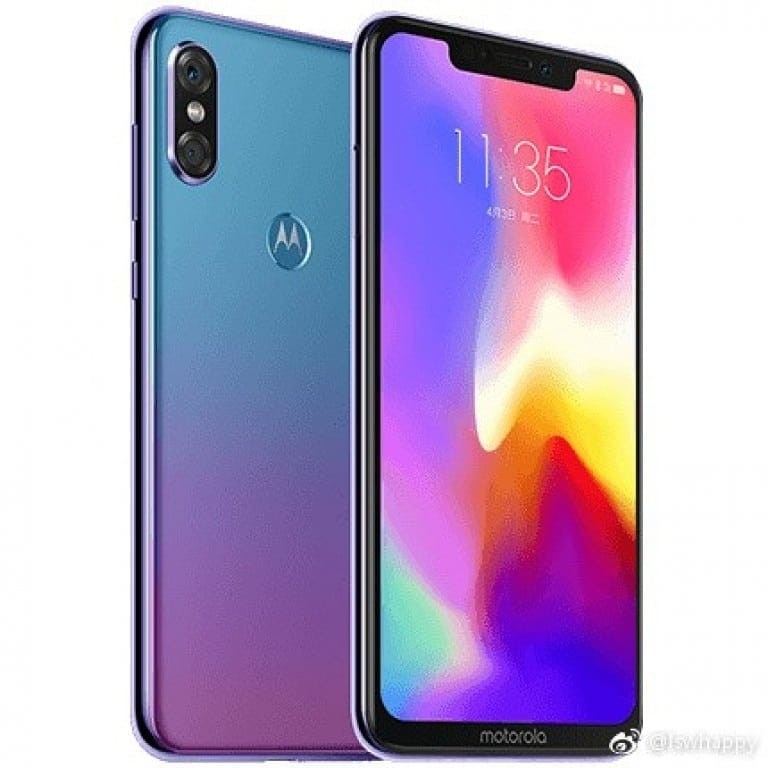 Moto P30 is the First Moto Phone with a Notch Listed on their Official Website