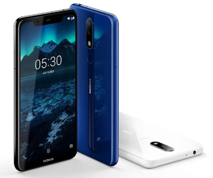 Nokia 5.1 Plus with Android One Launched in India