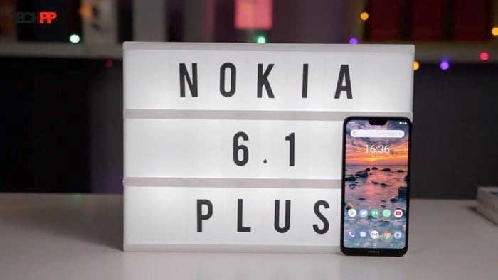 nokia 6.1 plus review 4