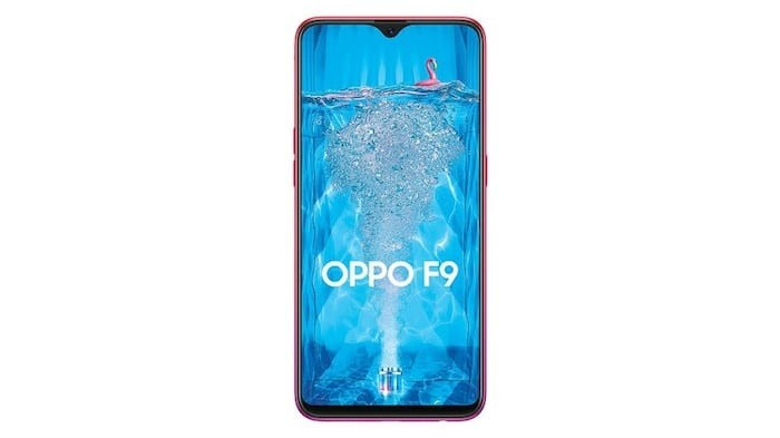 The new Oppo F9 is the First Smartphone to Feature Gorilla Glass 6