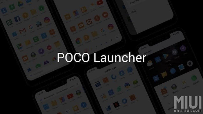 Poco Launcher now Available for all Xiaomi Phones