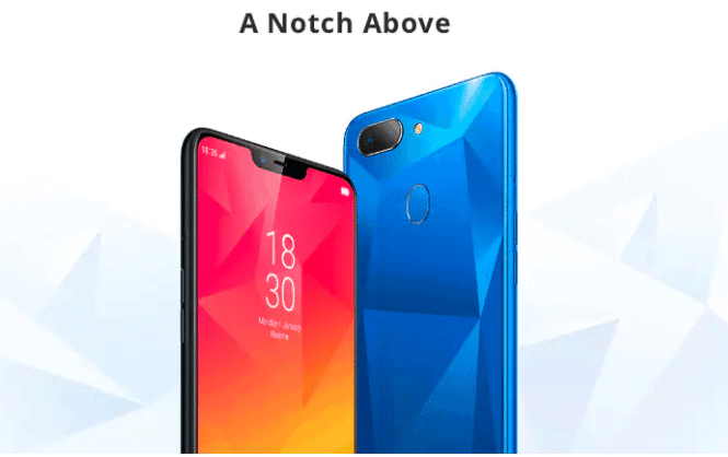 RealMe 2 with a 4,230mAh Battery Goes Official for Rs 8,990