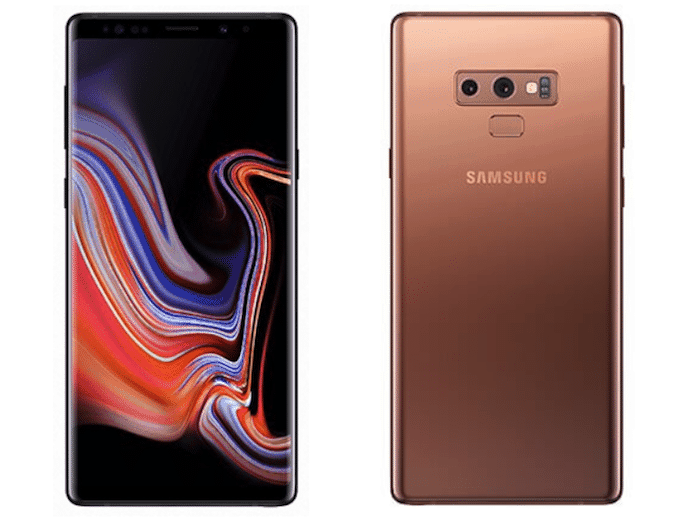 Samsung Galaxy Note 9 Goes Official with an Upgraded S-Pen and a 512GB Variant