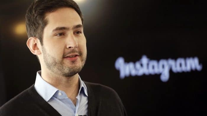 Twelve Things about Instagram (ex) CEO Kevin Systrom you probably didn't know