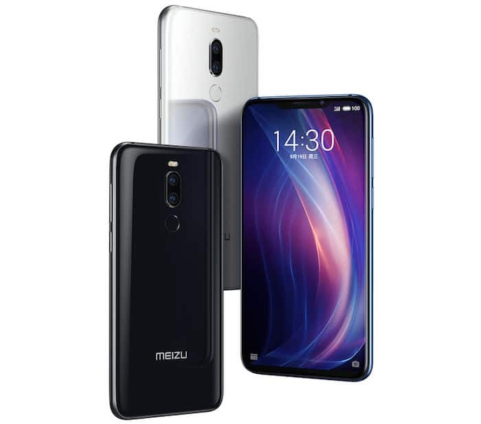 Meizu's new X8 Smartphone Offers Snapdragon 710 and 6GB RAM for 1600 Yuan
