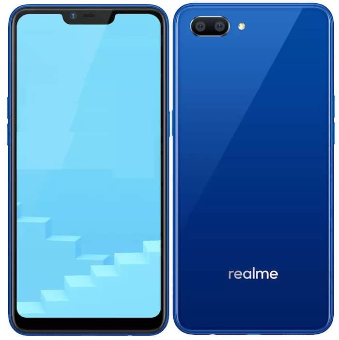 RealMe C1 with 4,230mAh Battery Announced for Rs 6,999