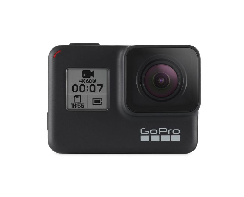 GoPro Launches Hero 7 White, Silver and Black with 4K 60fps Recording and Live Stream Features