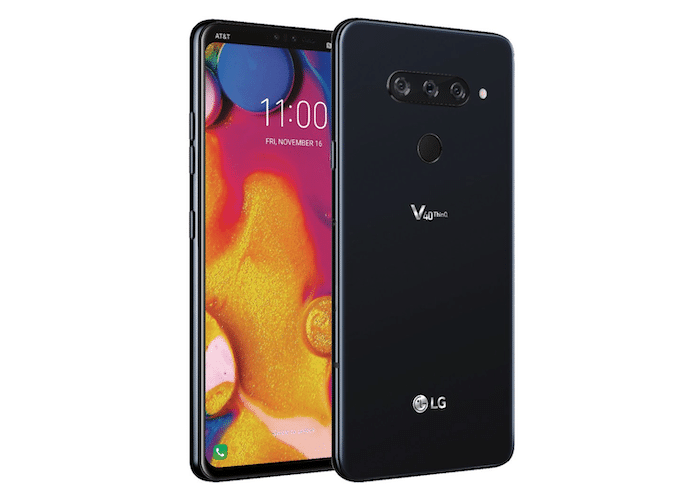 LG's Upcoming V40 ThinQ with a Triple-Camera Rear Setup Previewed in a New Leak