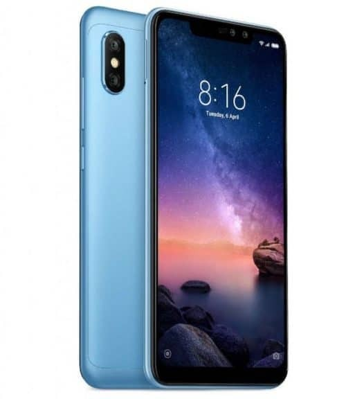 Xiaomi Announces the Redmi Note 6 Pro with Four Cameras