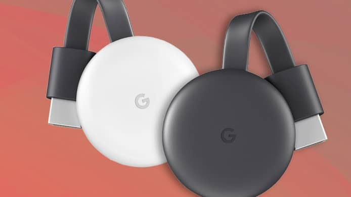 Google Chromecast 3 Launched for Rs 3,499 in India