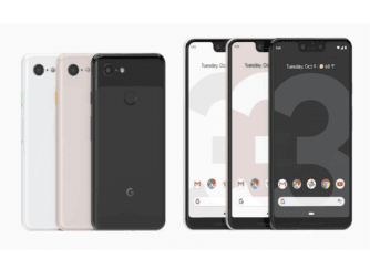 Goolgle Pixel 3 and Pixel 3 XL Officially Unveilied
