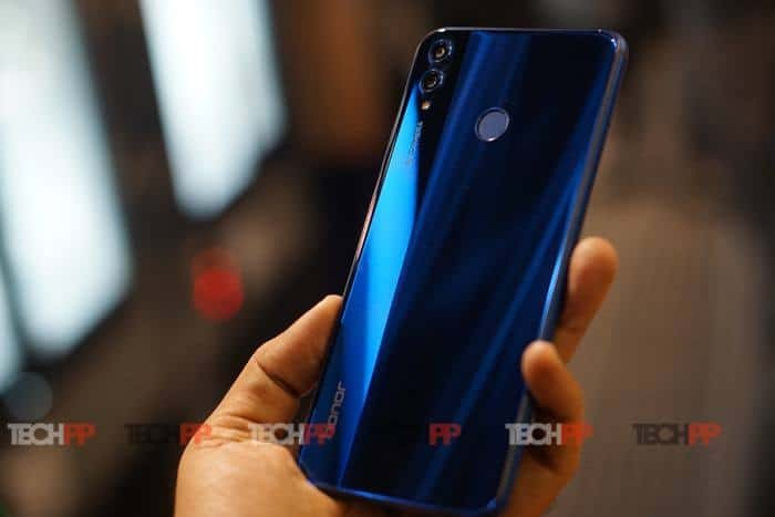 [First Cut] Honor 8X: A Dazzler all right!