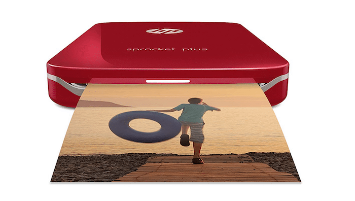 HP Sprocket Plus, World's Thinnest Portable Photo Printer, Arrives in India for Rs 8,999