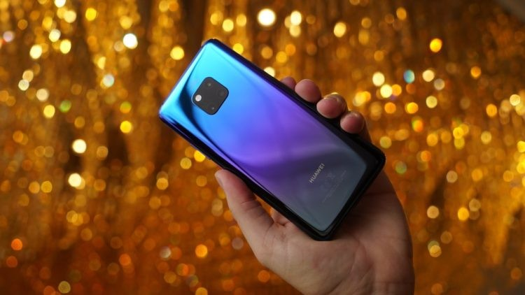 Huawei Mate 20 Pro with Kirin 980 SoC and Triple Cameras Launched