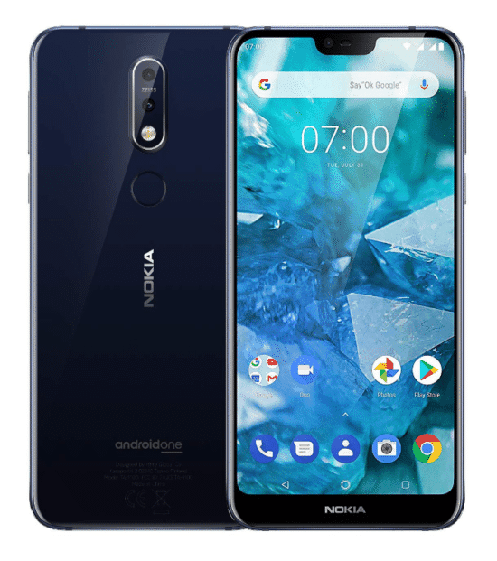 Amazon Listing Gives Away the Details of the Upcoming Nokia 7.1