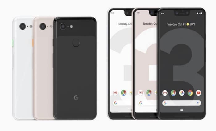 Google Pixel 3 and Pixel 3 XL: What's New?