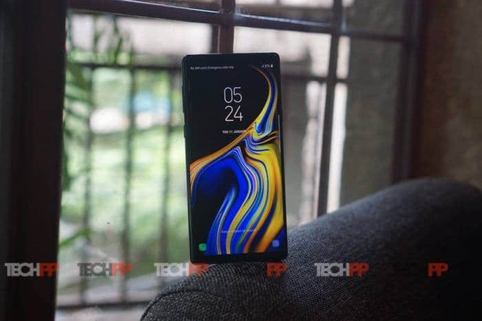 samsung galaxy note 9 review 8