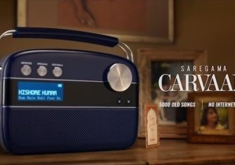 "[Tech Ad-ons] Saregama Carvaan ad: Definitely ""Sangeet"" to our ad ears and eyes"
