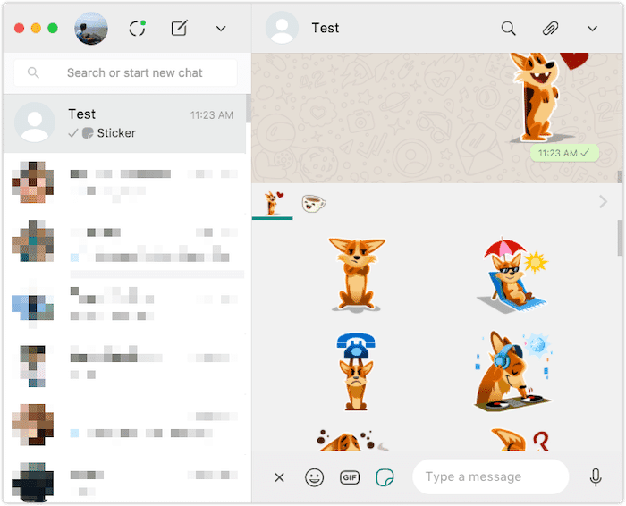whatsapp stickers desktop
