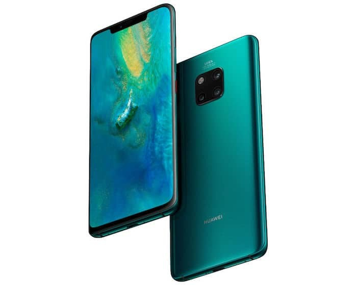 Huawei Mate 20 Pro with Three Rear Cameras Arrives in India for Rs 69,990