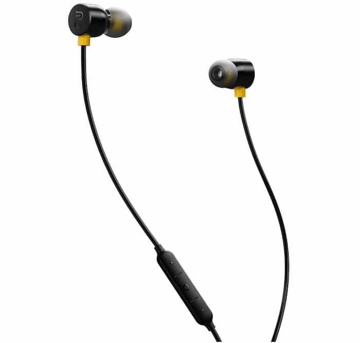 RealMe's First Pair of Earphones Offer Magnetic Buds and a Kevlar Fiber Cable for Rs 499