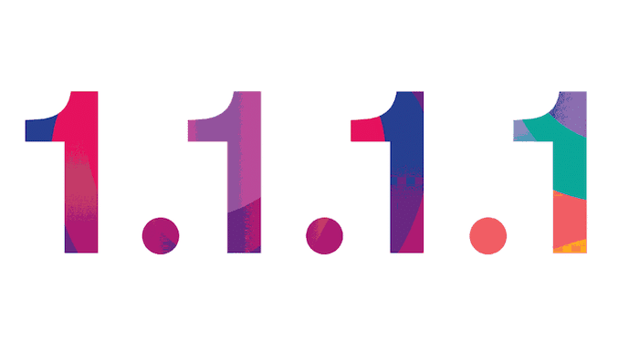 cloudflare 1111