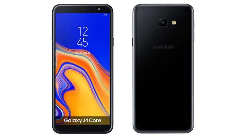 Samsung Galaxy J4 Core is the Brand's Second Android Go Device