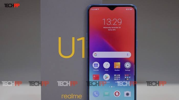 [First Cut] Realme U1: U for Ultimate Performance and Selfies