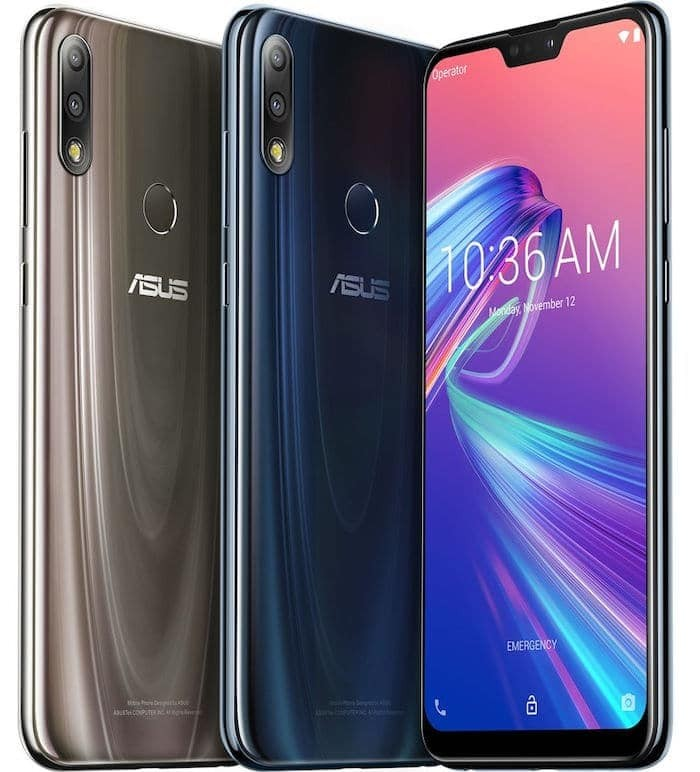 Asus Brings the Zenfone Max M2 Series to India for a Starting Price of Rs 9,999