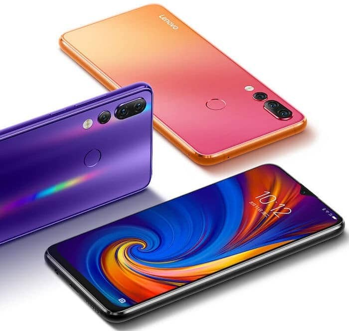 The new Lenovo Z5s Offers Three Rear Cameras and Android Pie for $200