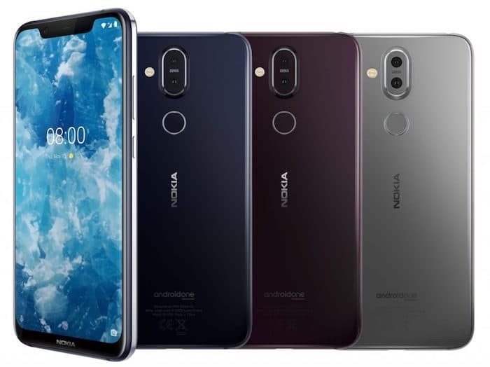 Nokia 8.1 Lands in India for Rs 26,999