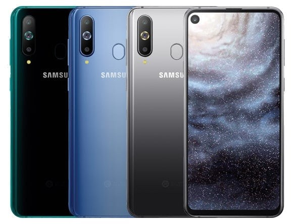Samsung Galaxy A8s with Snapdragon 710 and Infinity-O Display Launched in China