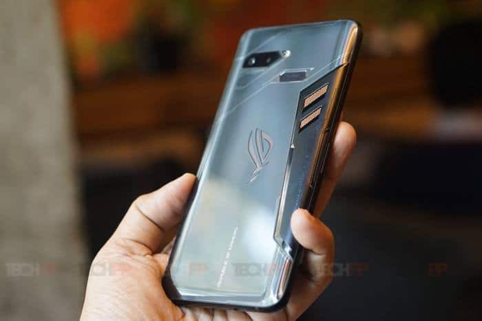 Forget Gaming, Asus' RoG phone can give some design lessons to phone brands!