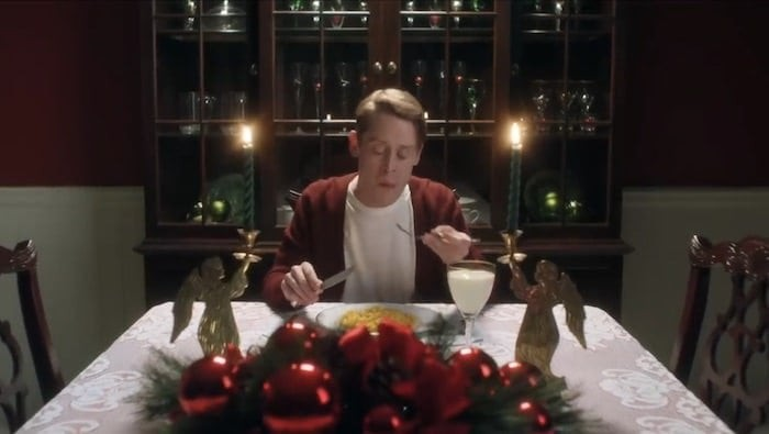 google assistant home alone ad 2