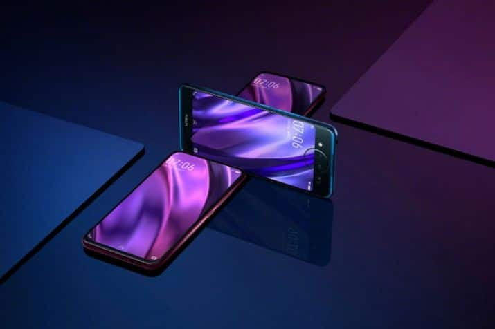 Vivo NEX 2 with Dual Displays and 10GB of RAM Officially Announced in China