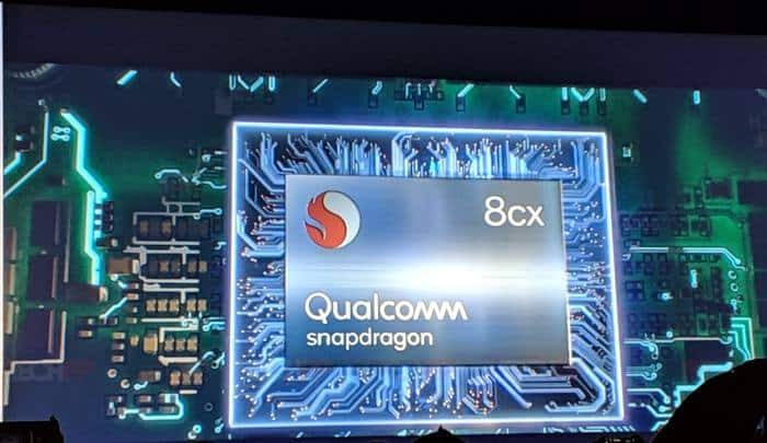 Qualcomm Invades Deeper into Intel's Stronghold of Business PCs with Snapdragon 8CX