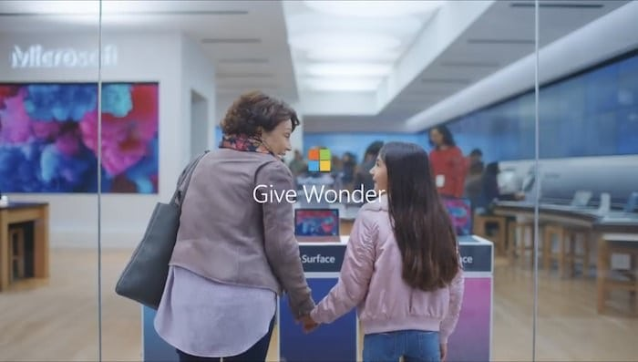 [Tech Ad-ons] Microsoft Surface ad: Go on the Surface, iPad under it!
