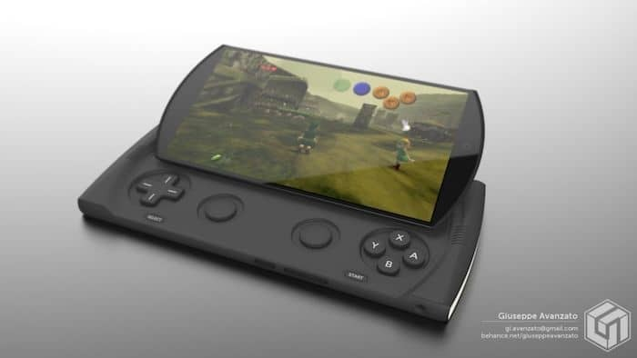 Nintendo Plus concept phone 5