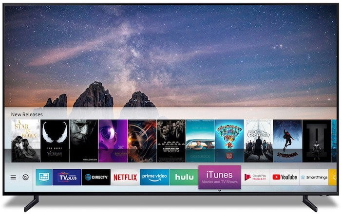 iTunes and AirPlay 2 are Coming to Samsung's Smart Televisions