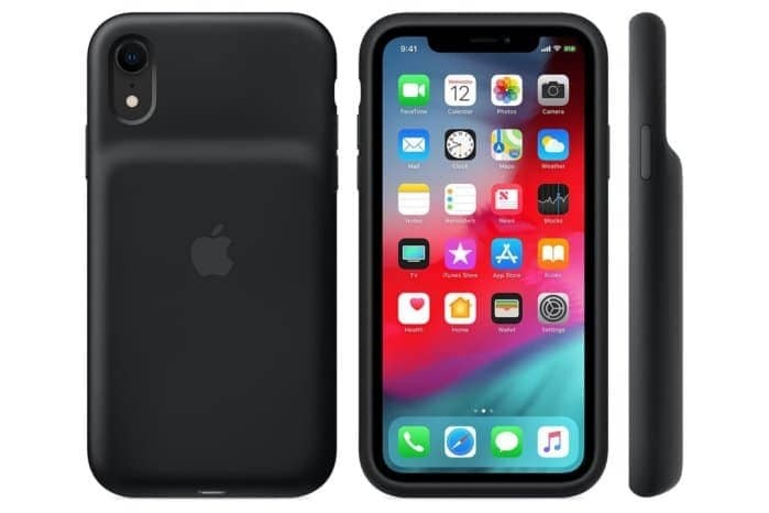 Apple introduces new Smart Battery Cases for iPhone Xr, Xs, and Xs Max