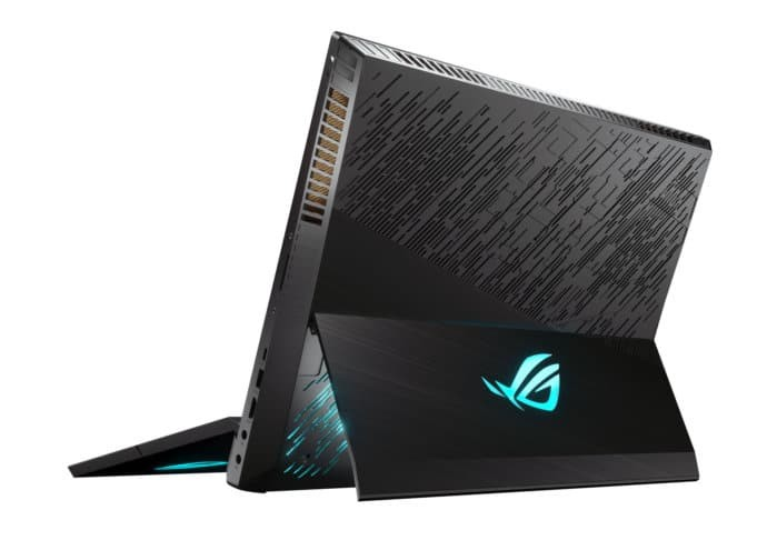 The new Asus ROG Mothership is a Ridiculous All-in-One Gaming PC Pretending to be a Notebook