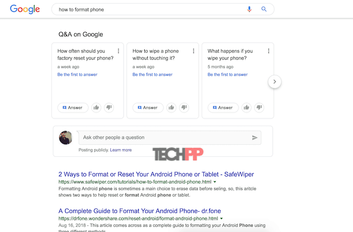 Google is Bringing a Proper Q&A Section to its Search Engine