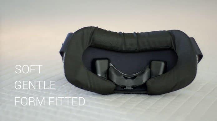 The Hupnos Sleep Mask is Here to Reduce Snoring and Help You Sleep Better