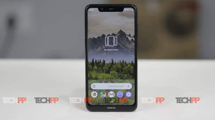 nokia 5 1 plus android pie 2